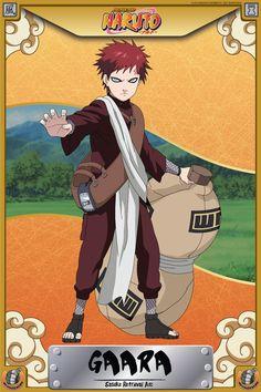 Gaara (Sasuke Retrieval Arc) meshugene89 POR