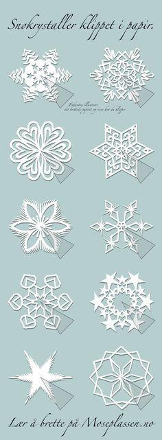 Jeg har fylt på ruta med flere snøflak, det laver ned! La deg inspirere til å skape vinterstemning hjemme hos deg også!