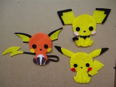 I realy liked the pikachu bag i made ([link]) so i decided to make a plushie based on it. What do you think? Should i make more pokemon themed plushies? I'm selling it here: (Check out my tumbler p. Pokemon Craft, Pokemon Plush, Pokemon Party, Pokemon Birthday, Pikachu Raichu, Deadpool Pikachu, Nerd Crafts, Cute Crafts, Moon Crafts