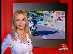 Maria Leitner, conduttrice di #TG2Motori su Rai 2, sarà la moderatrice degli incontri sulla mobilità sostenibile #eosfiera13