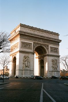 ummmm yes. the arch de triumph