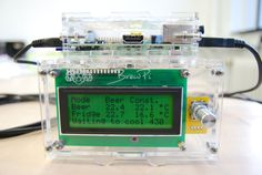 Raspberry Pi based Brew Temp Controller + the rest