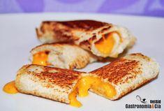 Recetas con queso fundido (pineado por @OrgulloWine)