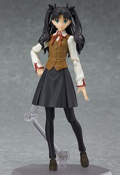Fate/Stay Night figurine Figma Rin Tohsaka 2.0 Max Factory