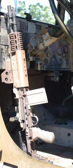 SOCOM CQB M1A ENCHANCED RIFLE PKG, DARK EARTH, 4 MAGS, EOTECH SCOPE - Impact Guns