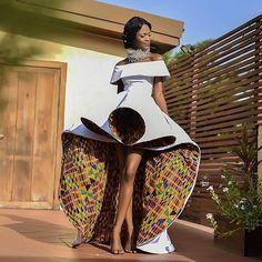 Ankara Fashion Dress, Slit fashion dress, evening dresses, red carpet dresses, the most popular afri African Prom Dresses, Ankara Dress Styles, African Wedding Dress, African Fashion Dresses, Ankara Fashion, African Dress Styles, Kente Dress, Ankara Styles For Women, Kente Styles