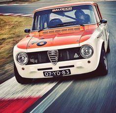 Alfa Romeo Giulia 1600 TI Super Quadrifoglio Alleggerita