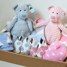 TWIN GIFT BOXES by Gurgle Box
