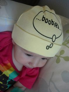 Boobies!