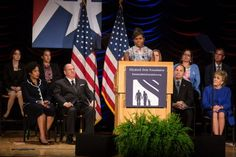 Yesterday, First Lady Michelle Obama joined Sen. Elizabeth Dole at the Hidden Heroes Summit, an event focusing on caregivers of service members and veterans. During the event, the First Lady announced a partnership between the Elizabeth Dole Foundation and Give an Hour's Campaign to Change Direction. Together, these organizations will work to educate and empower military and veteran caregivers around mental health.