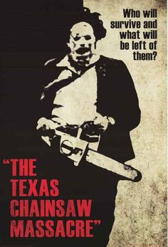 A great poster of Leatherface from the classic horror movie Texas Chainsaw Massacre! Fully licensed. Ships fast. 24x36 inches. Need Poster Mounts..? suN241296 nmr241296