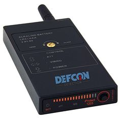 DefCon Security Products Radio Frequency RF Wireless Signal and Bug Detector - Security Products, Digital Radio, Bar Graphs, Radio Frequency, Bugs, Consumer Electronics, Wifi, Communication, Ebay
