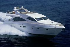 luxury big boat as my major future purchase