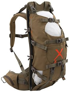Amazon.com  ALPS OutdoorZ Extreme Commander X Frame Pack-Coyote Brown   Sports   Outdoors d2c1915957