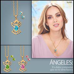 ¡Úsalos como amuletos o por moda! Te verás súper femenina. #Joyería #Moda #dupree