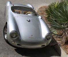 Porsche 550 Spyder | Modern Design