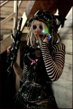 . tank girl b1atch . by Countess-Grotesque.deviantart.com on @DeviantArt