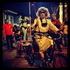 Festival season is upon us and the fabulous Chewbacchus parade will be rolling through Frenchmen soon!