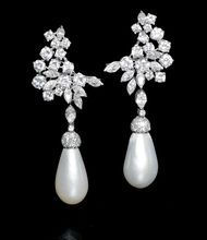 Bonhams auction house witnesses surge in sales of natural pearl jewellery