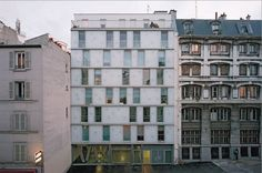 45 rue Louis Blanc, Paris X Program by ECDM Architectes, Paris, France