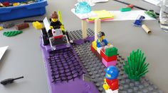 Business Model Prototyping with LEGO