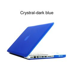 Crystal/Matte Hard Surface Full Protective Fundas Capa Laptop Cover Case for Macbook Air 11 13 Pro 13 15 Pro Retina 12