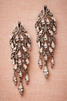 Cristallino Earrings from BHLDN