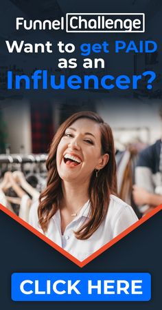 If you're anything like me, you probably remember someone who helped you along the way.  Maybe that person was a #mentor, or just someone with a little more knowledge than you, who could guide you in the right direction.  How would you like to spread that type of #influence, but also make some money while helping others the way you were once helped?  Win-win, right?  Don't wait another second.  Click ON THE IMAGE to get started today!  #Influencer #ContentCreator #FunnelChallenge… Make Money Now, Earn Money, Make Money Online, Affiliate Marketing, Online Marketing, Digital Marketing, Formation Continue, Instagram Influencer, The Way You Are