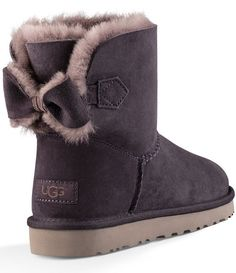 Nightfall:UGG® Naveah Bow Booties