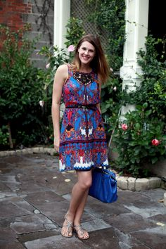 What I Wore: Fleur de Lis, New Orleans, Jessica Quirk, Vacation, whatiwore.tumblr.com