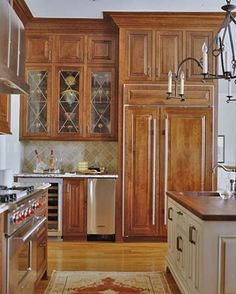 Agree!  the best way to access a family beverage without entering the cooking zone ~creating a station outside that zone, that includes a built-in refrigerator, icemaker & wine cooler + ample countertop for pouring & serving