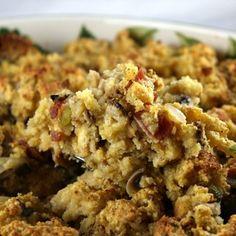 Gluten- Free Cornbread & Bacon Stuffing Recipe - ZipList