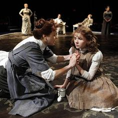 the miracle worker- Helen Keller remake where Patty Duke is Annie and Melissa Gillbert is Helen. Broadway Theatre, Movie Theater, Movie Tv, Alison Pill, Contemporary Plays, The Miracle Worker, Patty Duke, Anne Bancroft, Blind Eyes