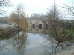 79 - Deux-Sevres - Le pont de luzay