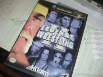 Legends of Wrestling II 2 game for Nintendo Gamecube NGC Complete Perf