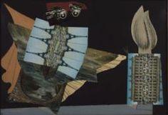 Sir Roland Penrose 'Magnetic Moths', 1938....   Oky