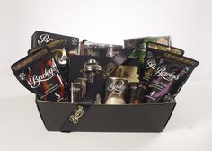 Christmas wouldn't be Christmas without hampers! Make sure everyone wakes up to a lovely cup of tea or coffee on Christmas morning with this Bewleys hamper. Only the best for you caffeine addicts!