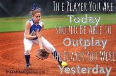 ⚾ softball sayings, softball stuff, inspirational softball quotes, softball m Softball Workouts, Softball Memes, Softball Coach, Softball Shirts, Volleyball Quotes, Softball Players, Girls Softball, Fastpitch Softball, Softball Stuff