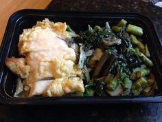 Chicken Picatta with Grilled Asparagus and Sauteed Swiss Chard Sauteed Swiss Chard, Grilled Asparagus, Meals, Chicken, Recipes, Food, Meal, Yemek, Yemek