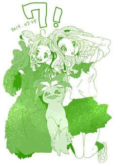 7, Mimi and Palmon