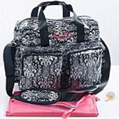 Diaper Bag With Padded Shoulder Strap 67