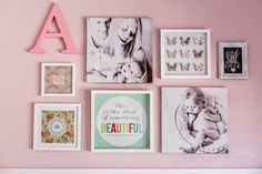 Baby Girl Bedroom Decorating from A house full of sunshine for 11/11/2014