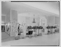 Tour Miami Beach's Burdines Department Store in 1953 - Monochromes - Curbed National