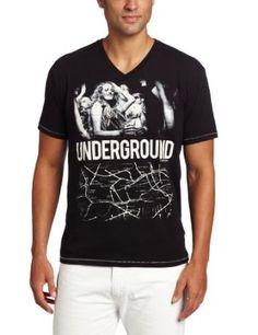Calvin Klein Jeans Men's Underground Tee --- http://www.pinterest.com.mnn.co/32j