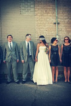 Blindfolds so you don't see each other! Photo by Heidi #minneapolisweddingphotographers