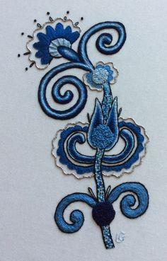 A personal favourite from my Etsy shop https://www.etsy.com/uk/listing/488802899/doodle-with-a-needle-embroidery-kit-blue