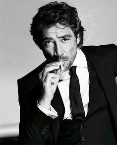 Smoke Javier Bardem