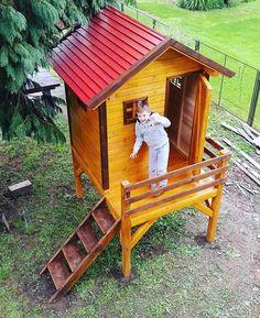 kucica na platformi garden designideas