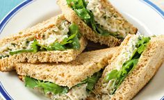 The Padstow Deli Crab Sandwich with Parsley Chilli Lemon and Rocket Crab Sandwich, Rick Stein, Crab Stuffed Shrimp, Fresh Seafood, Seafood Restaurant, Deli, Seafood Recipes, Sandwiches, Yummy Food