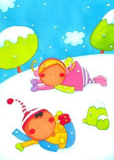 Carla Antunes - Ilustração Infantil